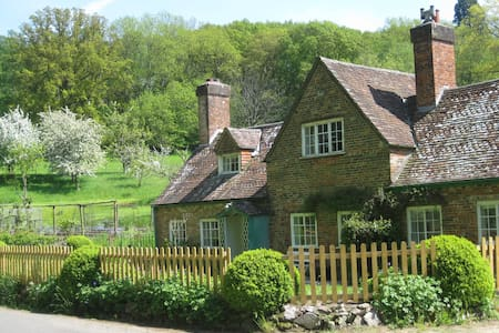 Jobs Mill Cottage - Wiltshire - Hus