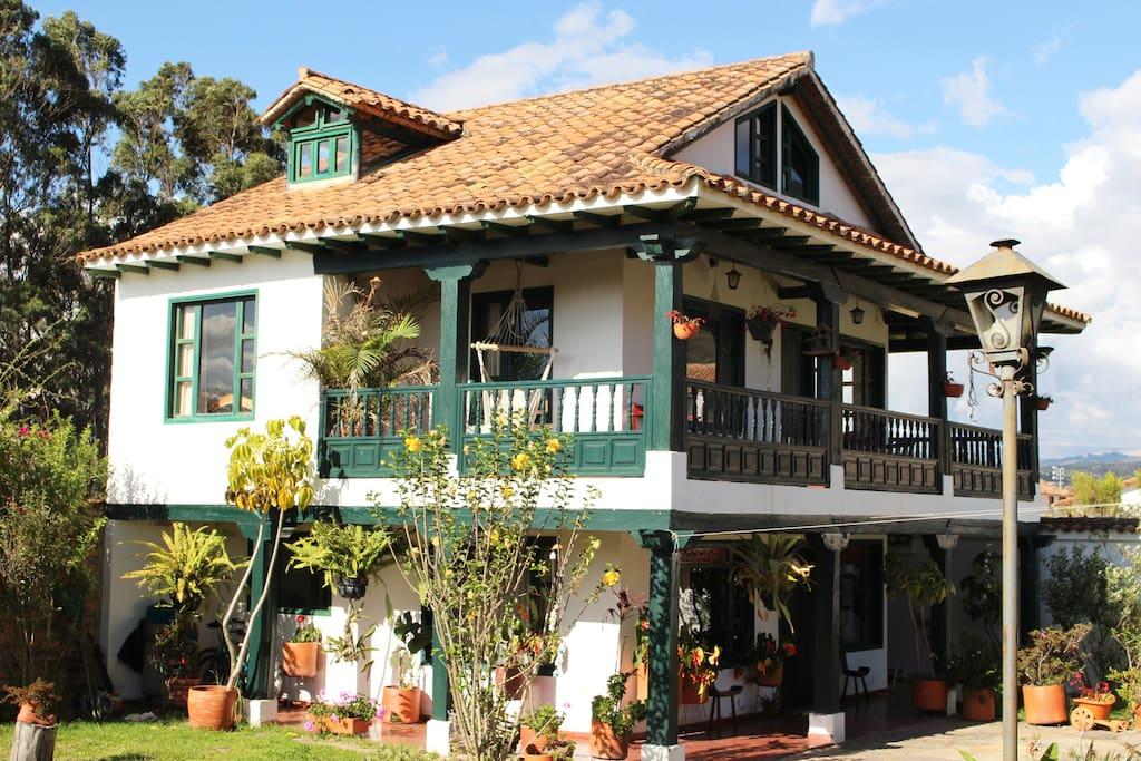 Casas En Villa De Leyva