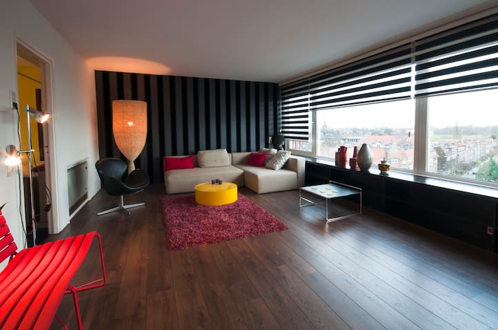 Design apartment in Rotterdam  - Rotterdam - Leilighet