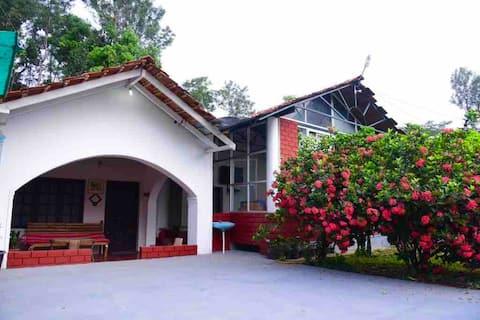 Green Petals Homestay Chikmagalur