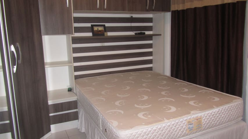 quarto principal - cama queen