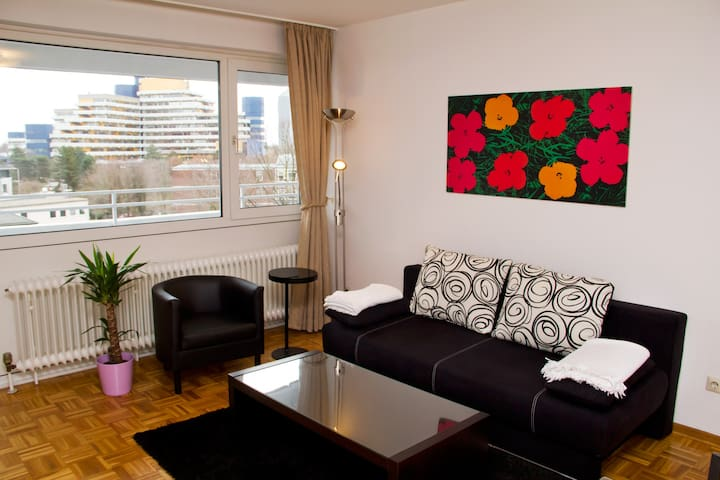 Central city apartment in Cologne - Cologne - Apartment
