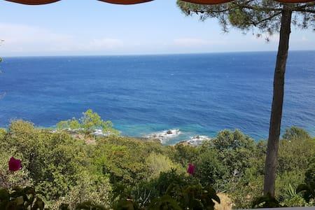 Mini-Villa face à la mer