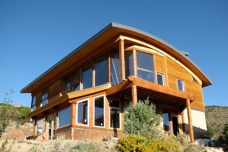 Home w/panoramic views (North BR) - Snowmass - Ház
