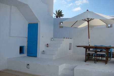Architect's house in quiet place - Djerba Midun
