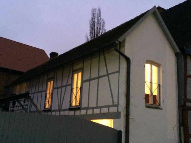 Fachwerk-Loft, near Frankfurt/Main