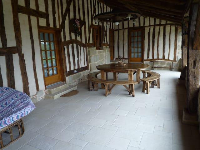 Loc maison de charme et traditions  - Tombebœuf - 獨棟