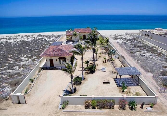 Beachfront for Long Term Rent in La Ribera, BCS