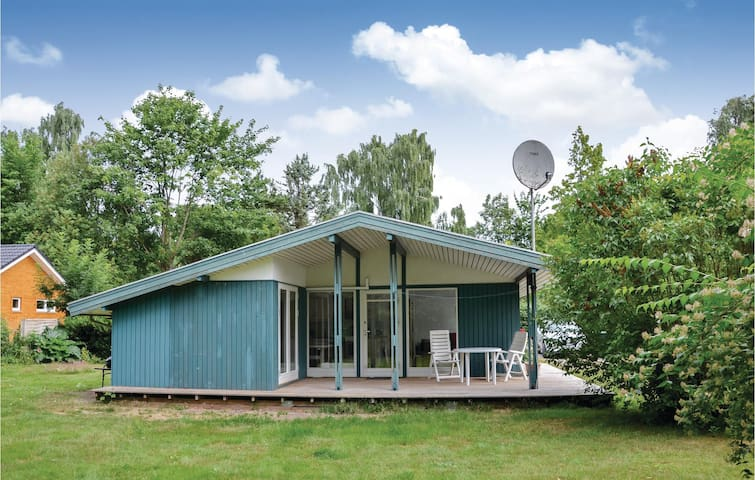 Holiday cottage with 3 bedrooms on 62m² in Kirke Hyllinge