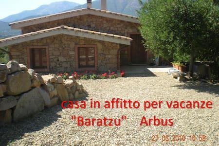 Immersi nel relax, comfort e natura - Arbus - Vila