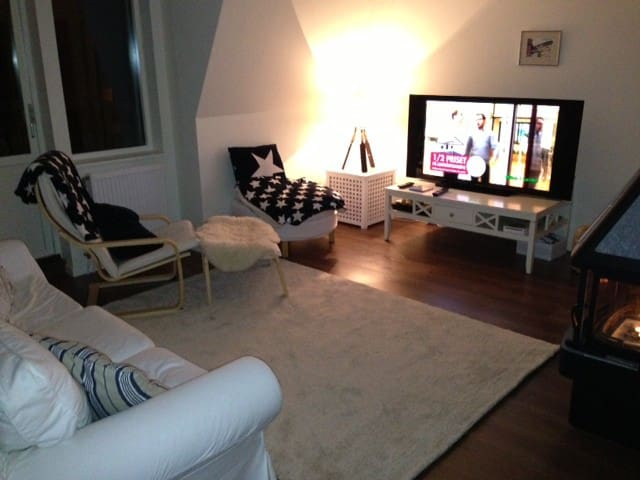 2 Bedroom apartment near Stockholm - Sollentuna - Leilighet