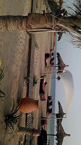 Pure beach - baguida