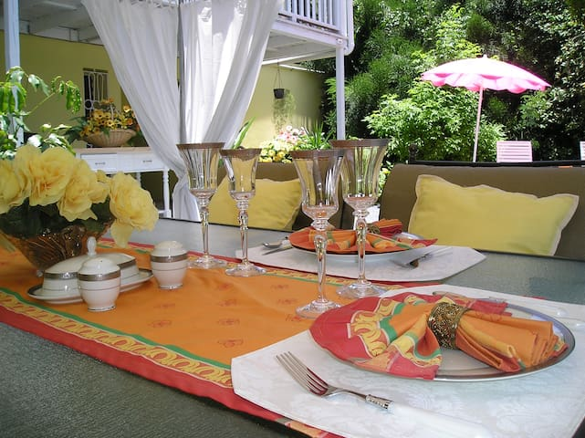 Calypso Suite -  by the Caribbean - Frederiksted Southeast - Apartment