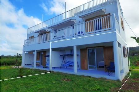 Beach, Privacy, Relax, Pure Nature & GoodVibz - Duncans - Gästehaus