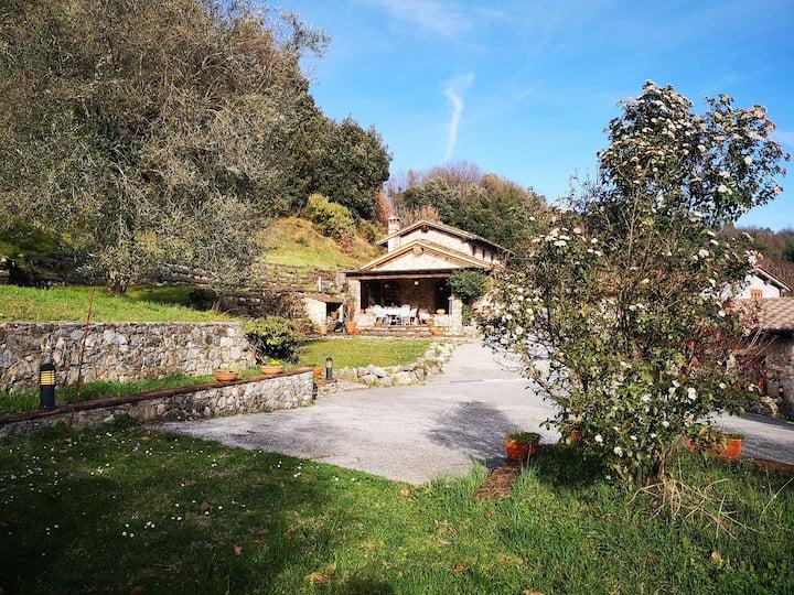 La casa dell'Armonia with garden and wifi