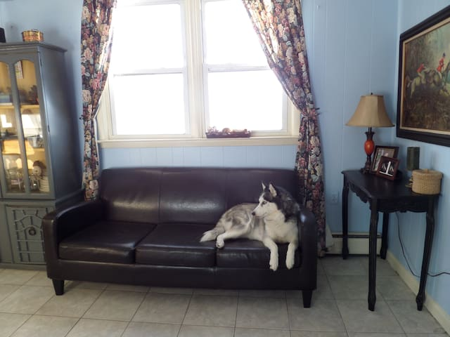 20 Mins to NYC! Nice Cozy Room on a 3rd Floor Apt - Union City - Apartment