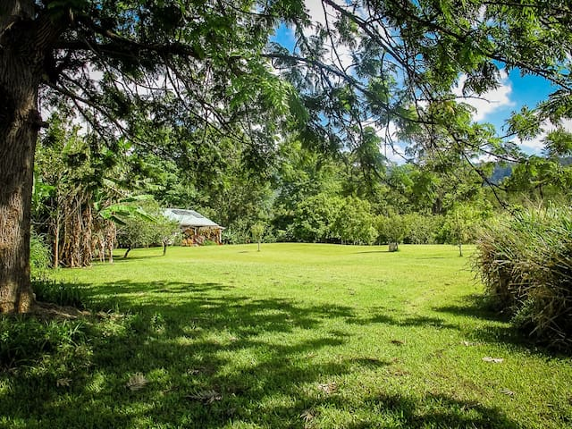 HONEYMOON COTTAGE 8 ACRES ALL YOURS - Pahala
