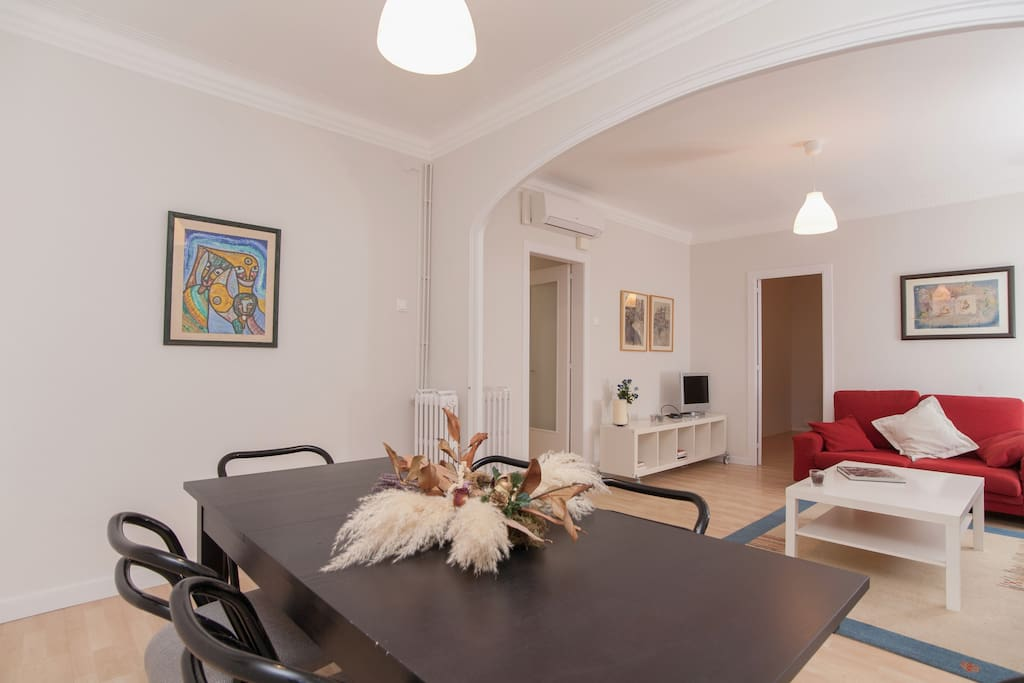 Apartment in a good location in bcn appartamenti in for Hotel e appartamenti barcellona