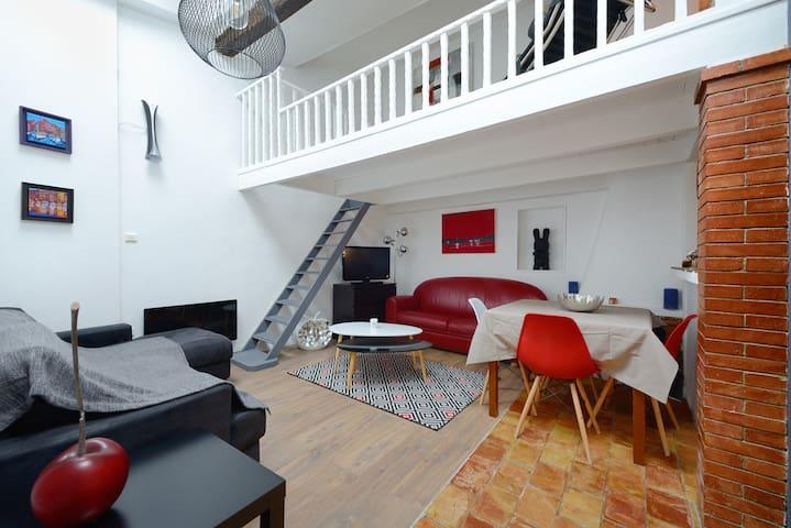 Appartement Port Cassis village 6p + parking clim