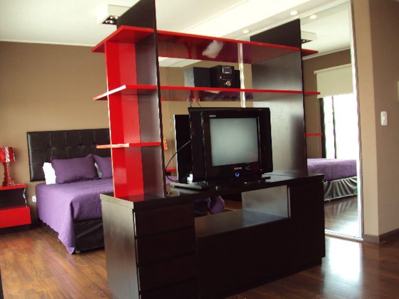 Passion Tango Studio Apartment Apartments For Rent In Buenos  # Soho Muebles Punta Del Este
