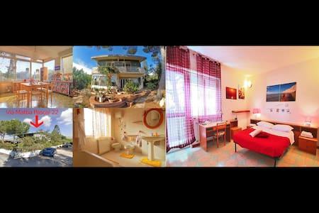 RedRoom - Temples/kitchen/Wifi/Transports - Agrigento - Villa