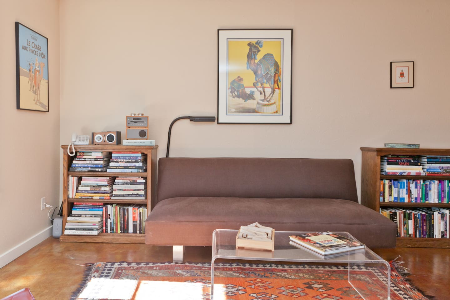 Furnished living space