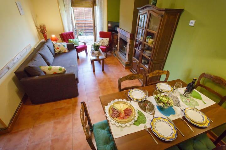Casa 3 (Camelia) en Piñuecar