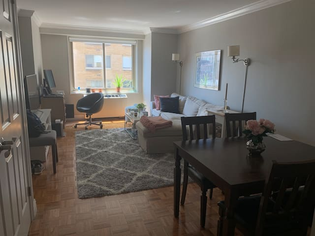 Large 1 bedroom-Flatiron with Elevator/Laundry