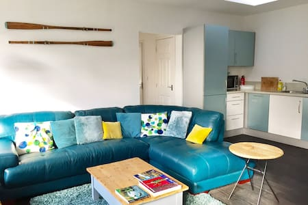 The Sea Loft - Cornwall - Annat