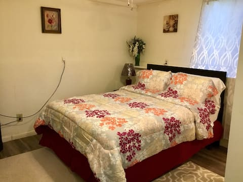 Rayborn Manor Guest Room # 6.