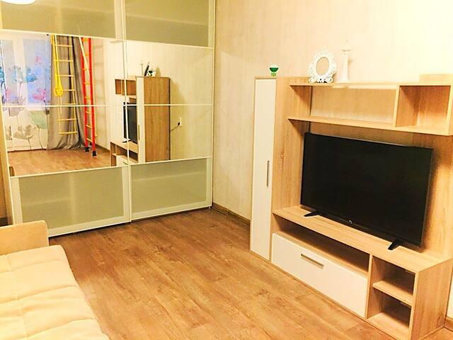 2к Квартира в Гатчине рядом с парком