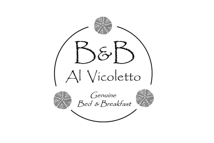 Al Vicoletto - Genuine B&B - Room 3