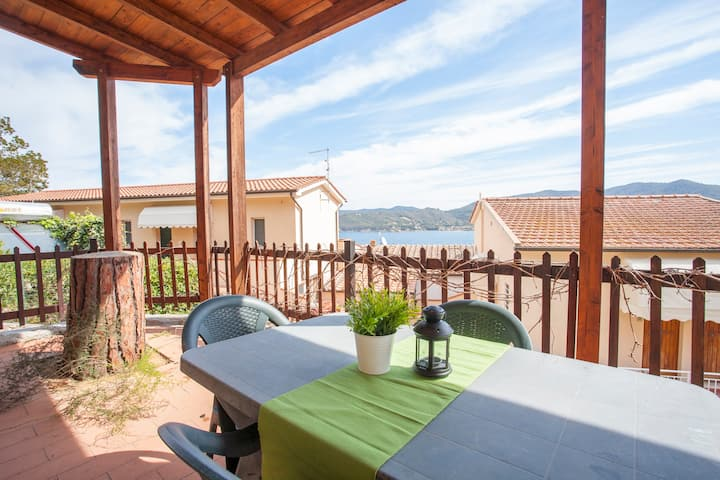 La Paolina Apartment n°14 with Seaview