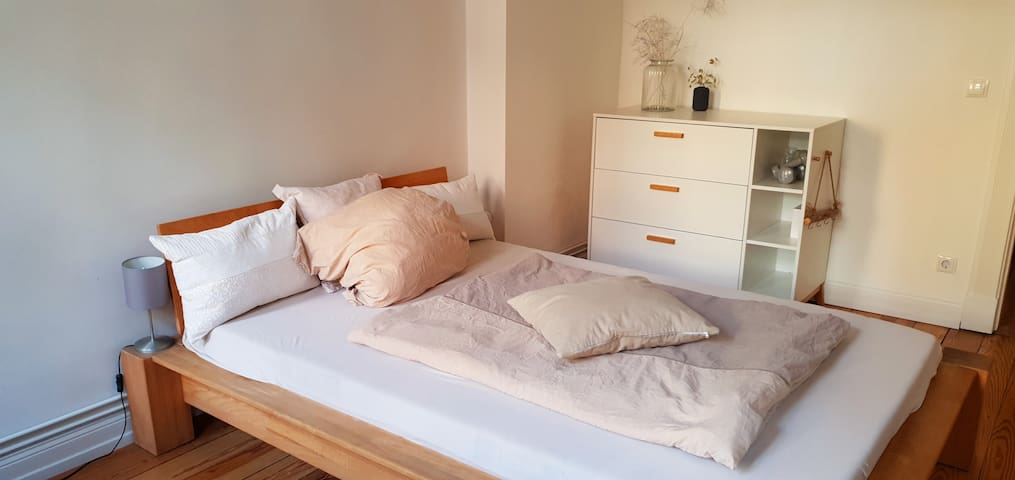Scandinavian room in best location near Schanze