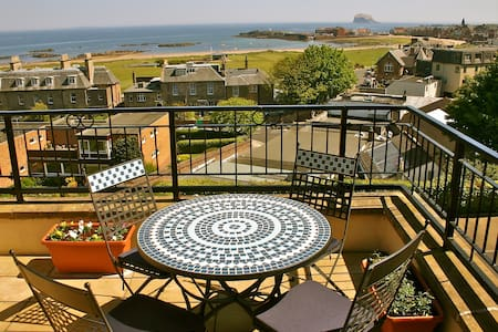 No 10 Royal Apartments - North Berwick - Apartamento