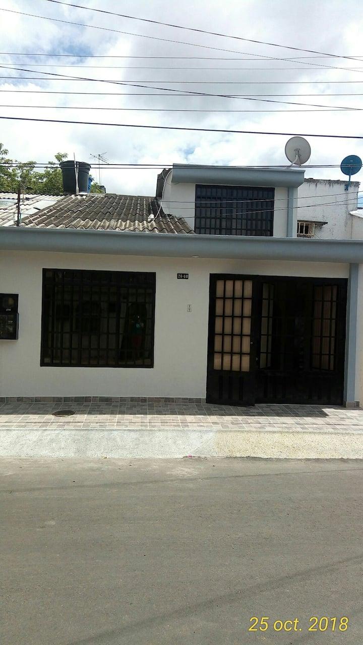 Habitación Confortable,Segura,con Excelente Ubicación en Neiva.