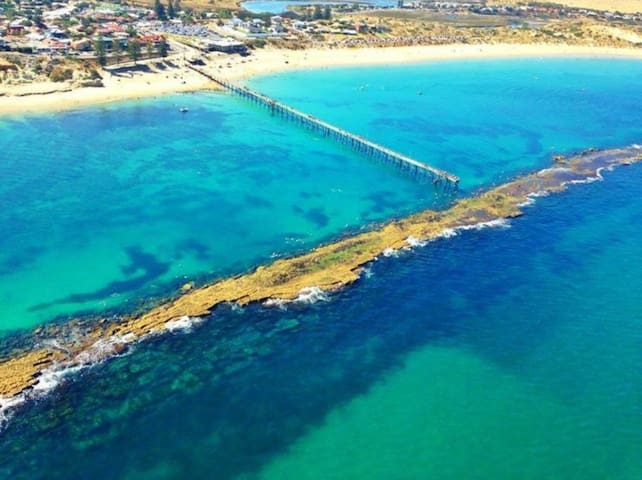Port Noarlunga reef great for divers and snorkelling