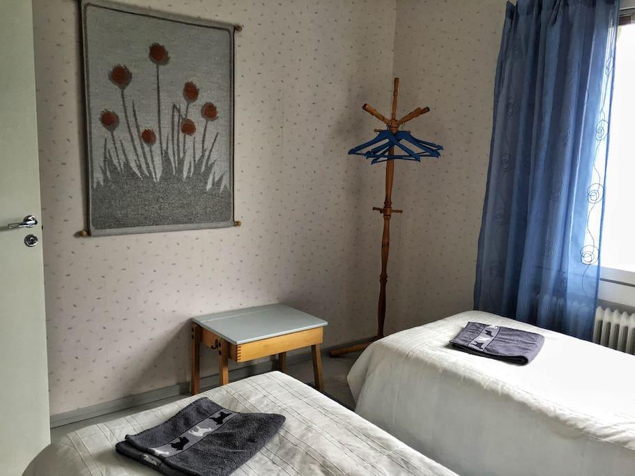 Bedroom, upstairs