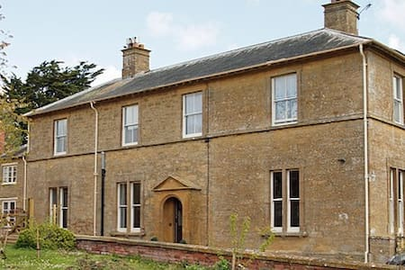 The Square House B&B twin / double - South Petherton