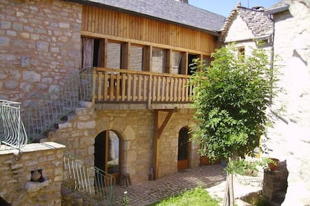 Duplex indépendant dans gîte - Saint-Saturnin - Podkroví