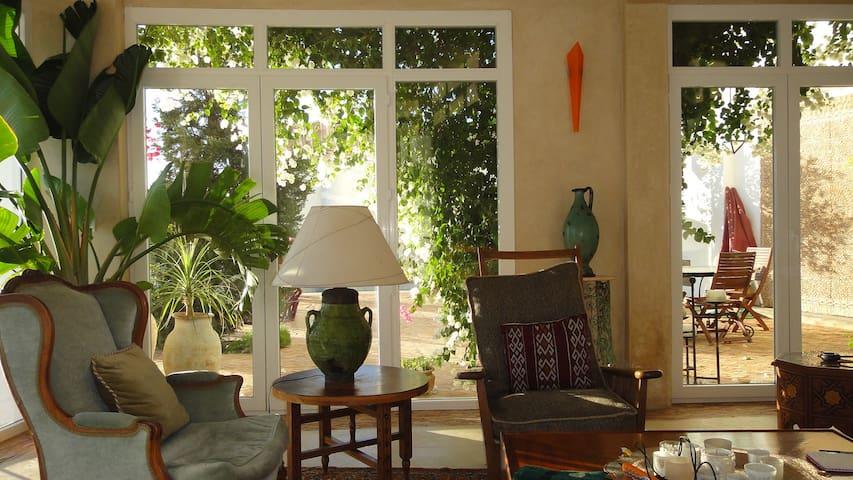 SUPERBE MAISON PROCHE MAZAGAN GOLF  - Azemmour - Haus
