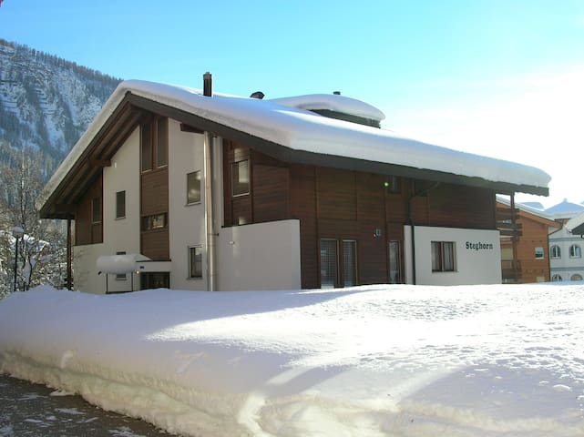 **** 3.5 rooms appartment, sunny and quiet - Leukerbad