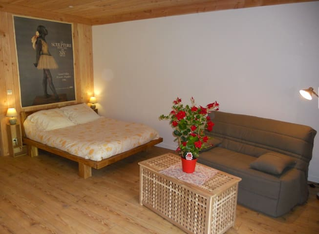 Chambre d'hôte en Chartreuse - Le Sappey-en-Chartreuse - Bed & Breakfast