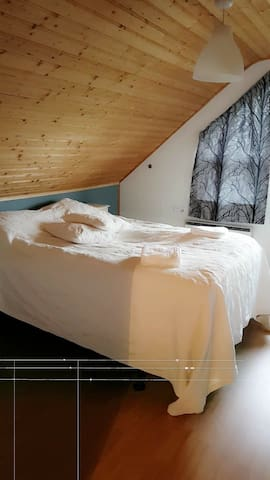 Double room in Miðsker