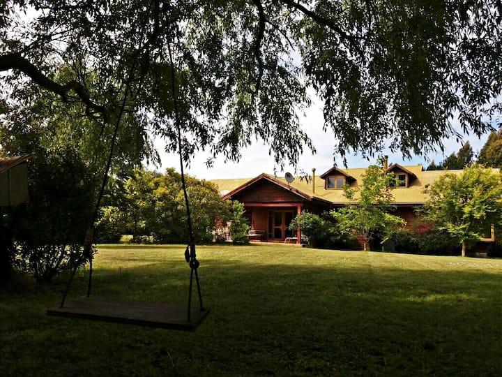 Casa de campo, Negrete, Biobío, Chile