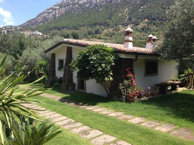 Casa Bados con piscina privata