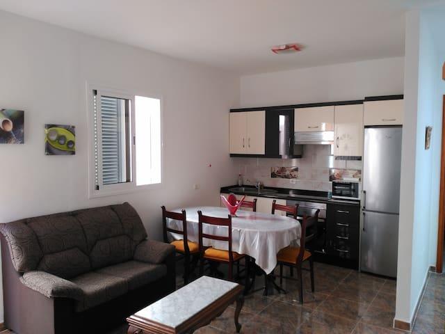 Homely apartment in La Lomada - San Sebastián de La Gomera - Apartemen