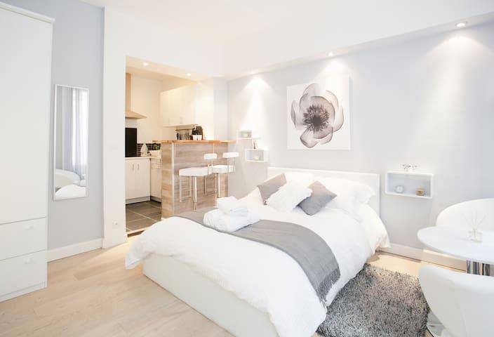 Lovely&cute apartment well located - Paris - Lägenhet