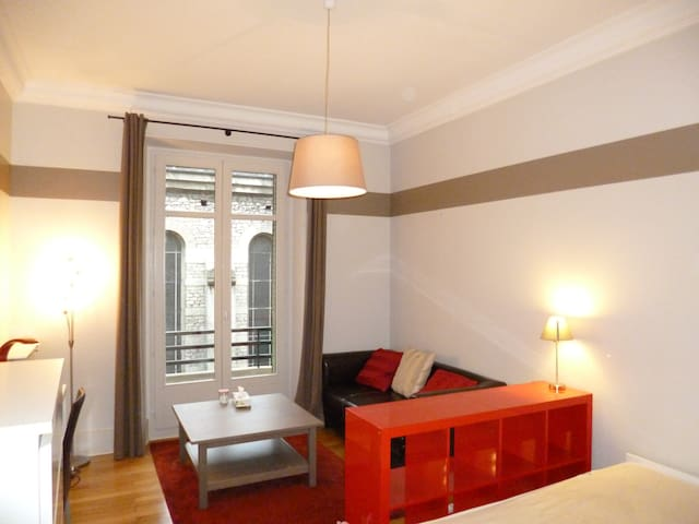 Beautiful T1 in the city centre - Grenoble - Apartment