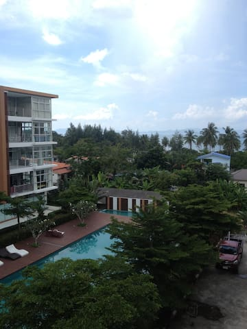 1-bedroom condo in Klong Muang - Krabi Noi - Apartemen